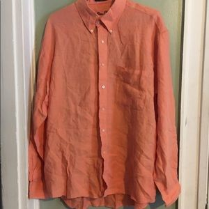 Alan Flusser Button Down Shirt